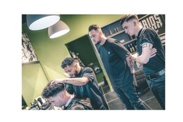 Darios Barbers & education bestaat 5 jaar, opent barberopleiding in Haarlem