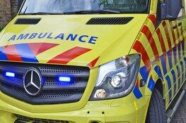 Twee gewonden bij ongeval Santpoort-Noord
