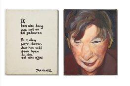 'Masterpieces: Marlene Dumas' in Museum  van de Geest   Dolhuys