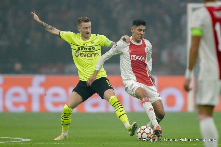 Fenomenaal Ajax legt ook Borussia Dortmund over de knie